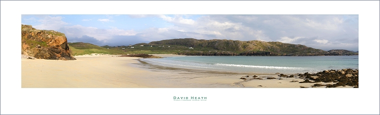 The Beach at Oldshoremore - Sutherland - Scotland - PAN031
